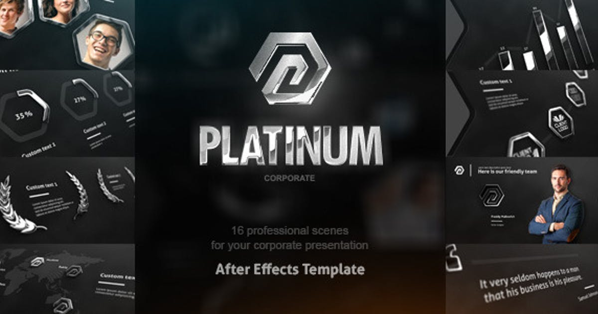 Download Platinum Corporate Package by elmake