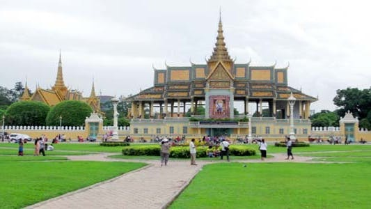 Cover Image for Royal Palace, Phnom Penh, Cambodia4