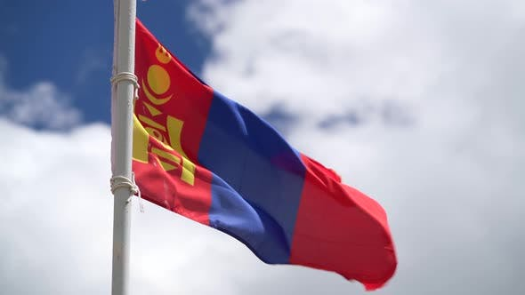 Thumbnail for Flag of Mongolia