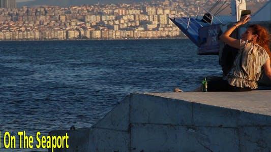 Thumbnail for Girl On The Port