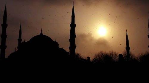 Istanbul Sultan Ahmet Mosque