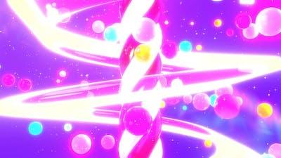 Neon Candy Twist