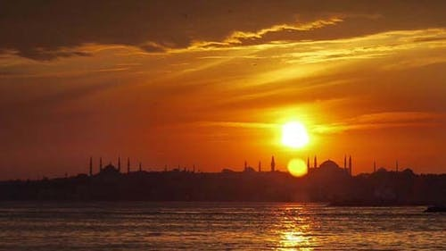 Istanbul, Hagia Sophia City Moschee