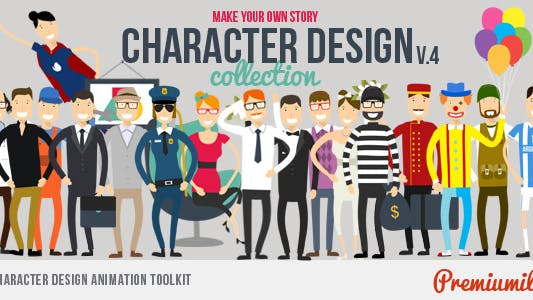 Thumbnail for Character Design Animation Toolkit