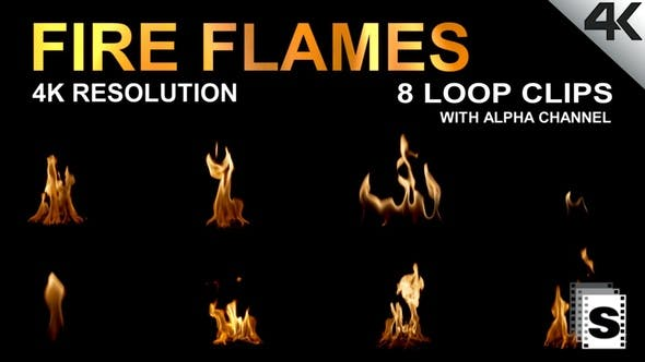 Thumbnail for Fire Flames