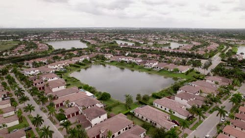 Neighborhoods Cooper City Florida Usa