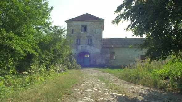 Abandoned building, Ukraine