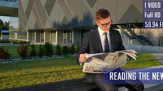 Thumbnail for Reading The News