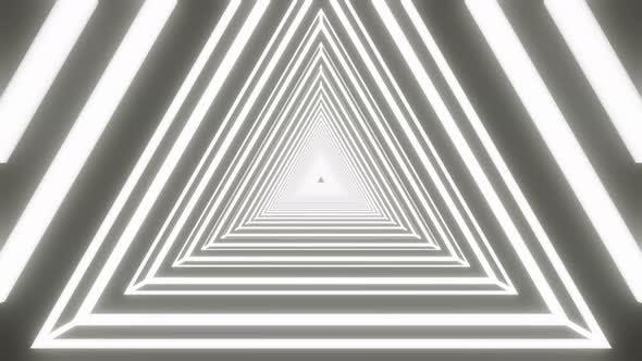 3d Abstrakter geometrischer weißer und grauer Hintergrund.
