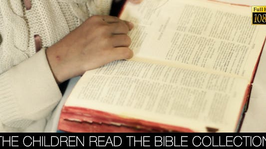 Cover Image for The Children Read The Bible Collection (8 pack)
