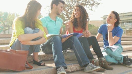 Thumbnail for Collegiate Group Mates