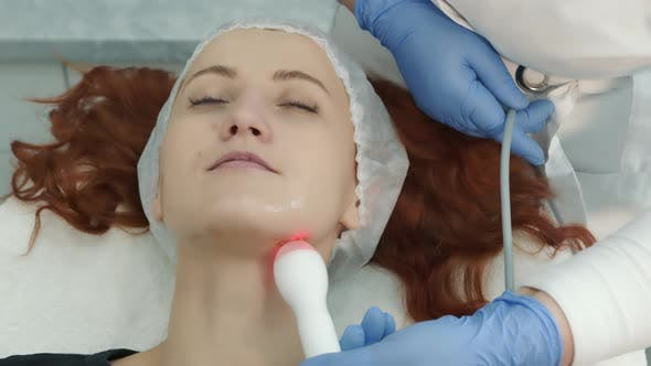 Thumbnail for Facial Rejuvenation Procedures in a Cosmetology Clinic