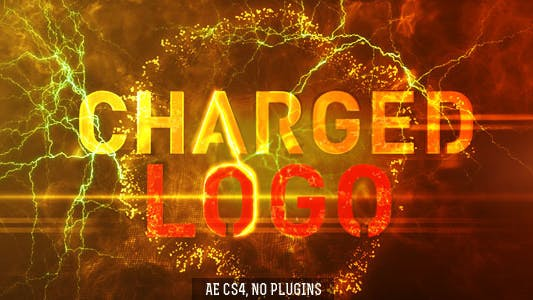 Thumbnail for Charged Logo