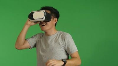 Frightening Virtual Reality