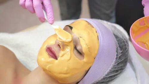 Ästhetische Kosmetologie.