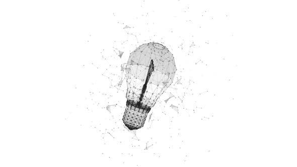 Plexus Light Bulb
