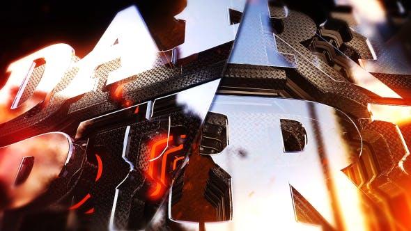 Thumbnail for Logo Dark Spirit Reveal