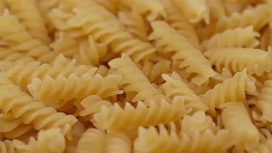Thumbnail for Fusilli close up