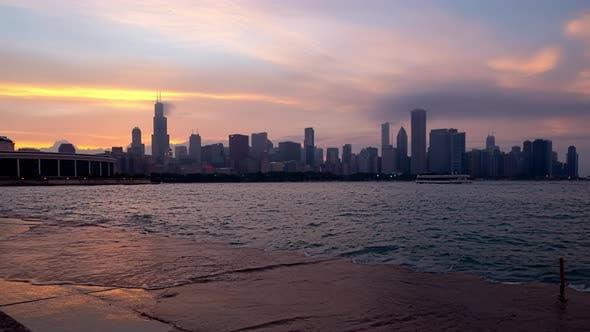 Chicago Wide Shot