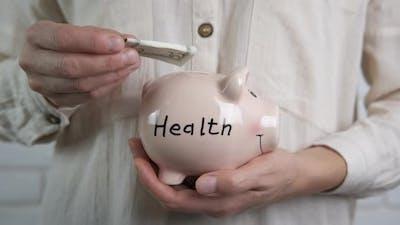 Piggy Bank for Health
