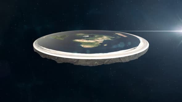Flat Earth Conspiracy Theory Model Reveal