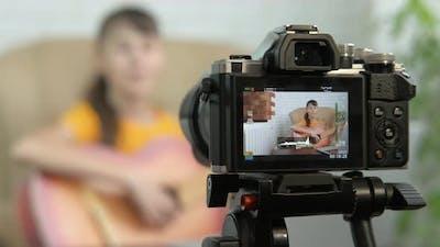 Blogger Guitarist