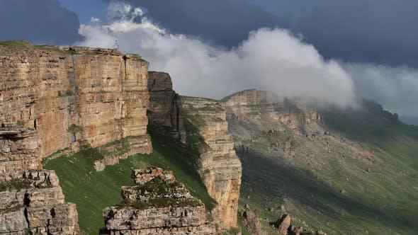 Thumbnail for Bermamyt plateau in the Caucasus.