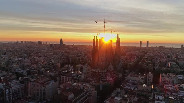 Thumbnail for Summer Day in Barcelona City