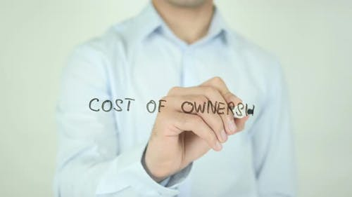 Cost of Ownership, Writing On Screen