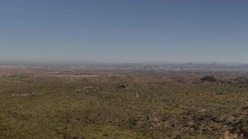 South Mountain Park Preserve in Arizona