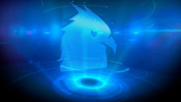 Thumbnail for Abridor de Logo Holográfico