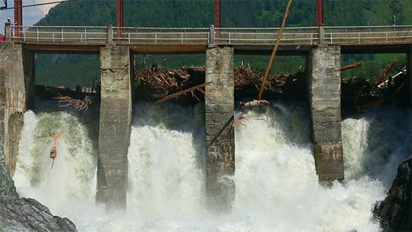 Cover Image for Chemal Dam