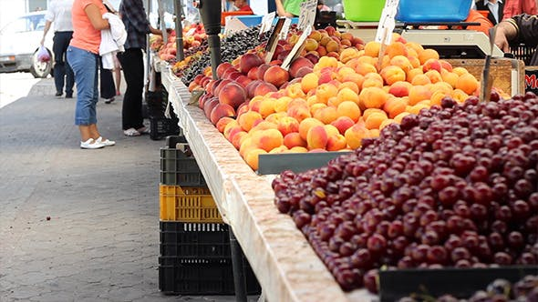 Thumbnail for Market Fruit Stalls