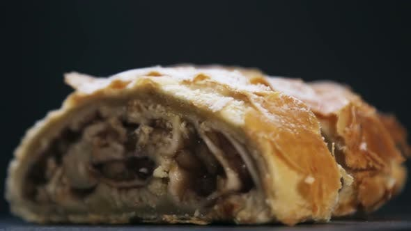 Thumbnail for Austrian Strudel with Apples