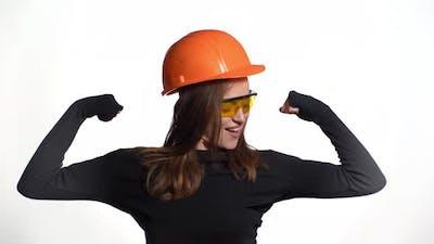 Worker Contractor Woman