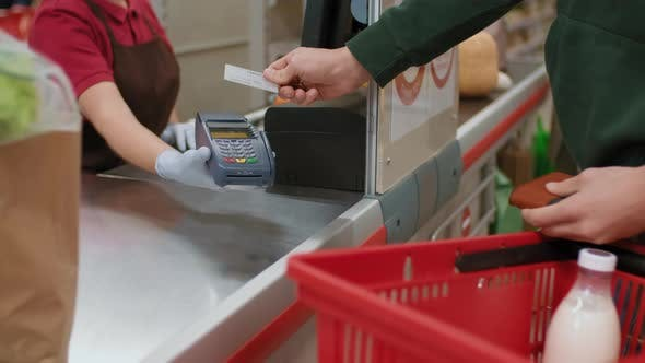 Contactless Payment By Credit Card