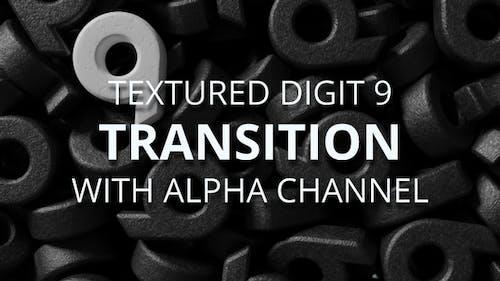 Digit 9 transition