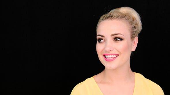 Thumbnail for Beautiful elegant blond woman
