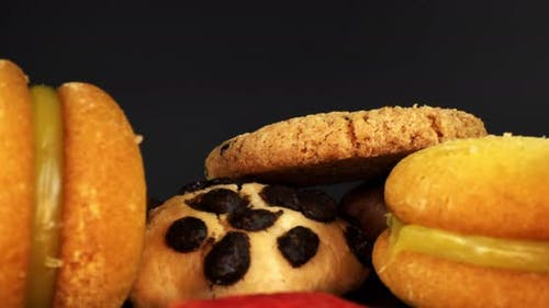 Macarons And Cookies 2