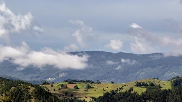 Thumbnail for Zlatibor Mountain Landscape Timelapse 6