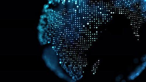 Globe - Afrika