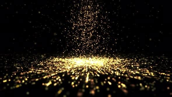 Vibrant Particles