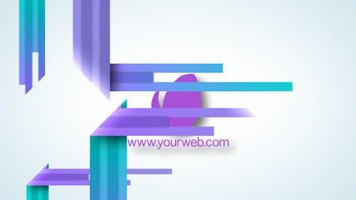 Stripes Logo Revealer