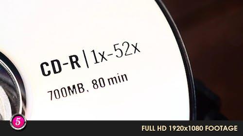 DVD-Datenträgerrotation