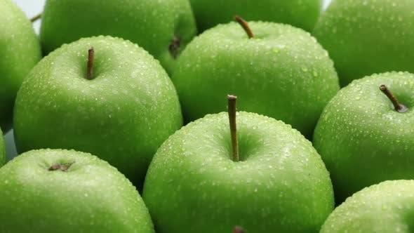 Thumbnail for Fresh apples, fruit background