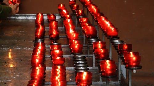 Kerzen und Wünsche