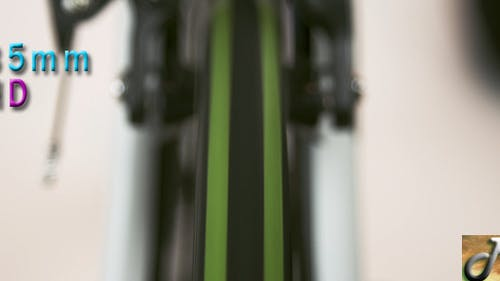 Bicycle Wheel and Brake