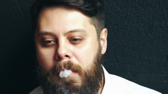 Thumbnail for Mensch Rauch gesundheitsschädlich