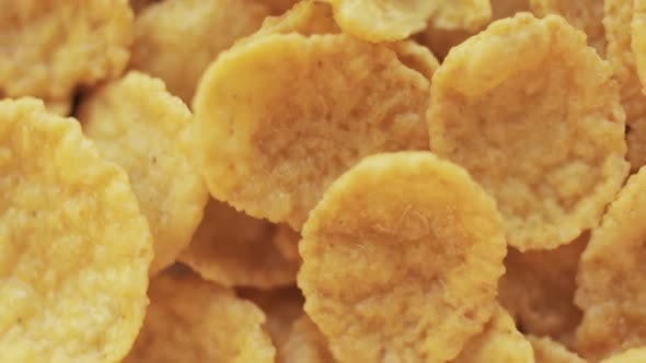Thumbnail for Portion of Rotating Cornflakes