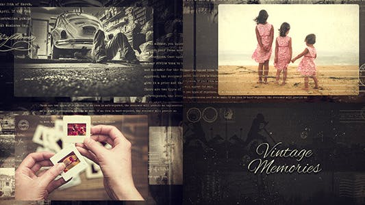 Thumbnail for Vintage Memories